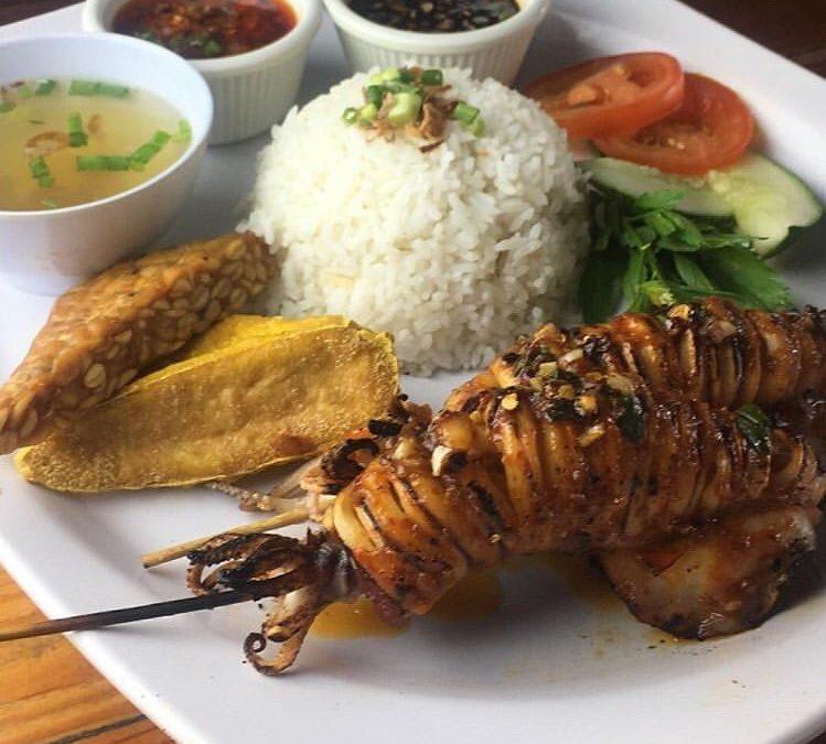 Iftar Grill Platter : Menu Baru Sempan Bulan Ramadhan